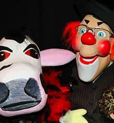 Marionnettes - Edgar et Mo