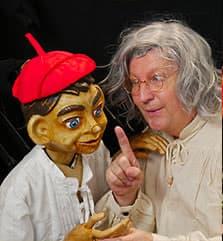 Marionnettes - Pinocchio